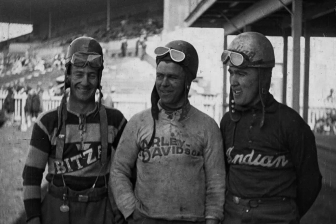 Jack Arnott, Spencer 'Smokey' Stratton and Percy 'Cannonball' Coleman